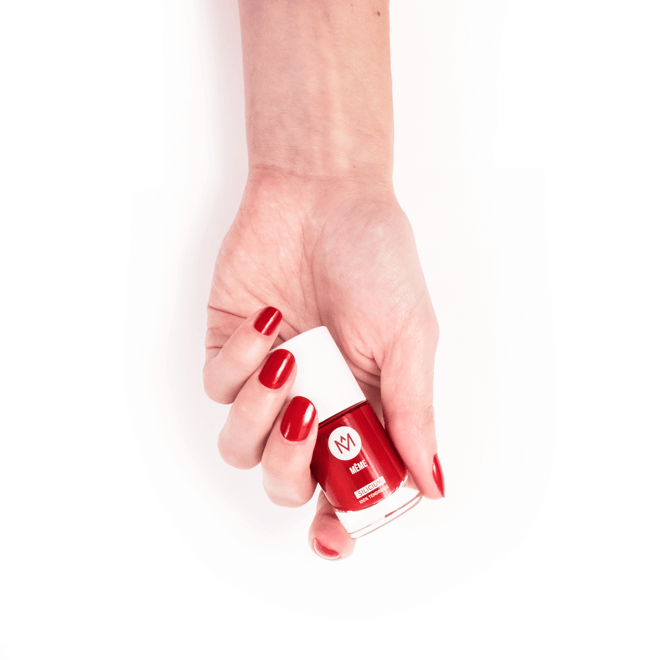 Manicure Kit - Red