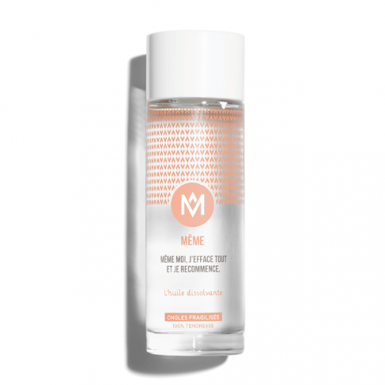 Oily Nail Polish Remover - MÊME Cosmetics