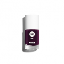 Le Vernis au Silicium Aubergine - MÊME Cosmetics