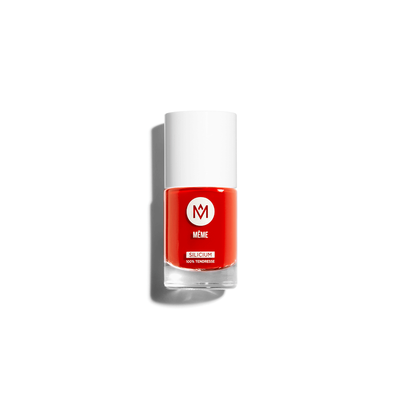 Blood Orange Silicon Nail Polish - MÊME Cosmetics
