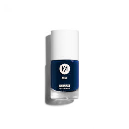 Navy Blue Silicon Nail Polish - MÊME Cosmetics