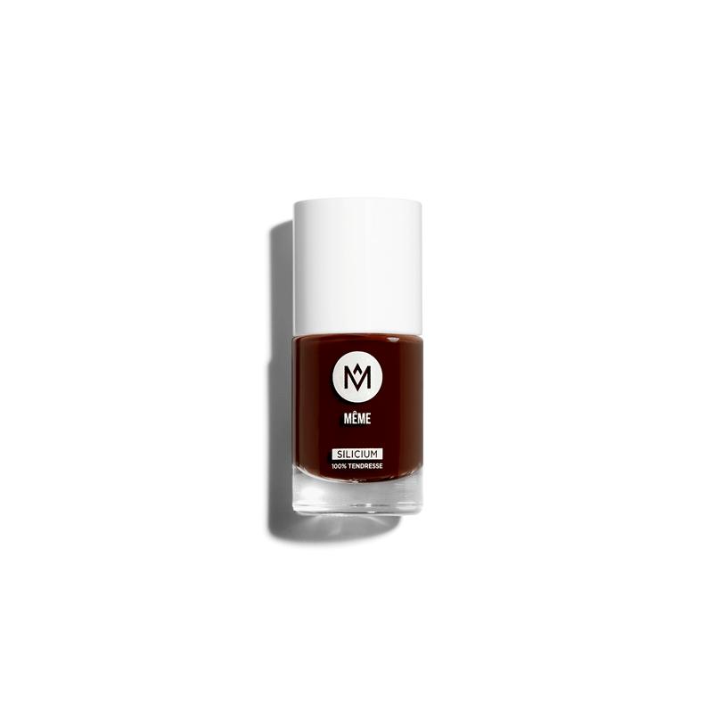 Chocolate Silicon Nail Polish - MÊME Cosmetics