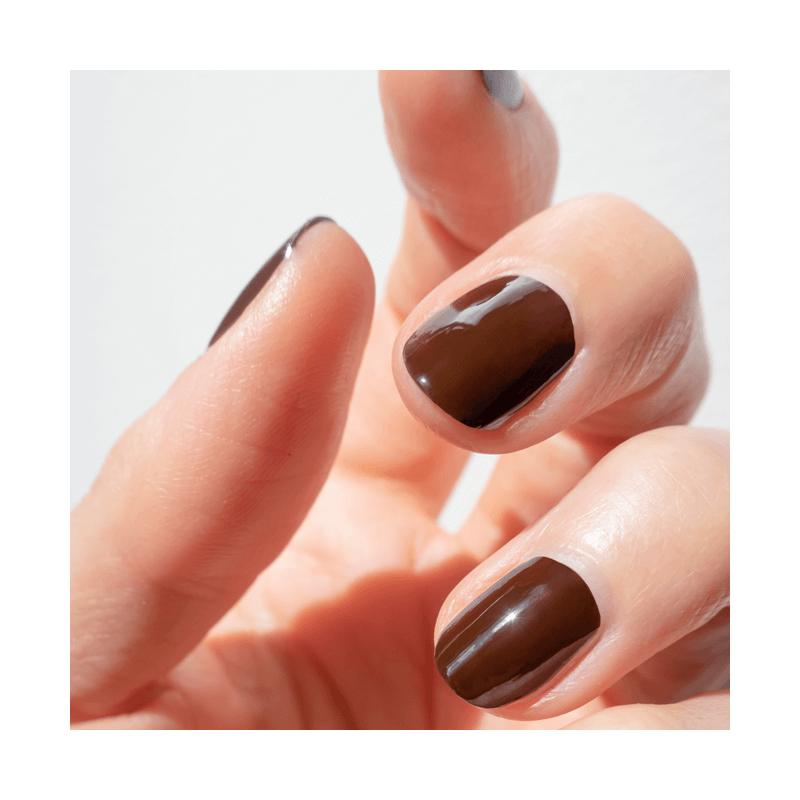 Le Vernis au Silicium Chocolat - MÊME Cosmetics