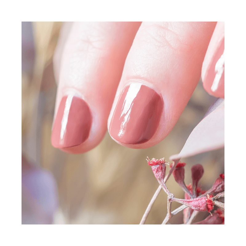 Vintage Rose Silicon Nail Polish - MÊME Cosmetics