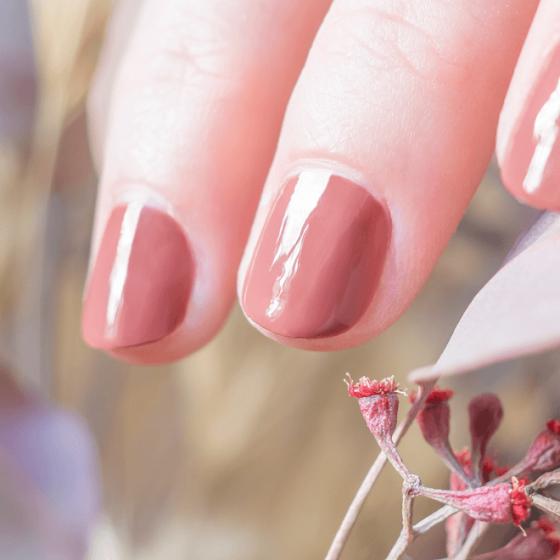 Le Vernis au Silicium - Bois de rose - MÊME Cosmetics