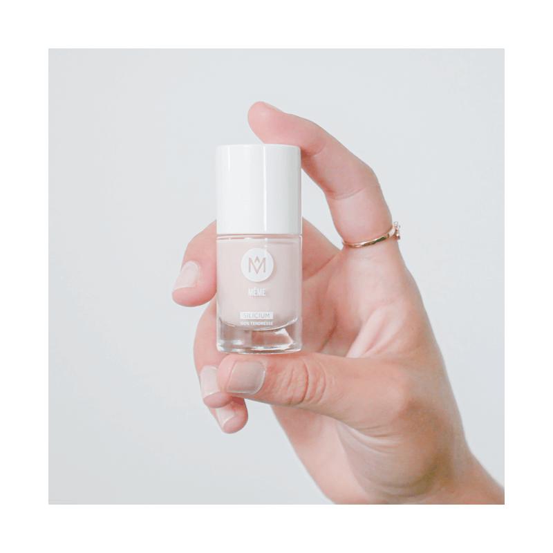 Nude Silicon Nail Polish - MÊME Cosmetics