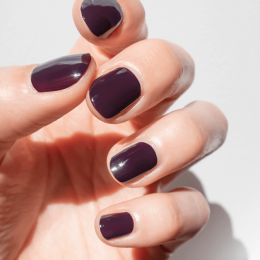 Purple Silicon Nail Polish - MÊME Cosmetics