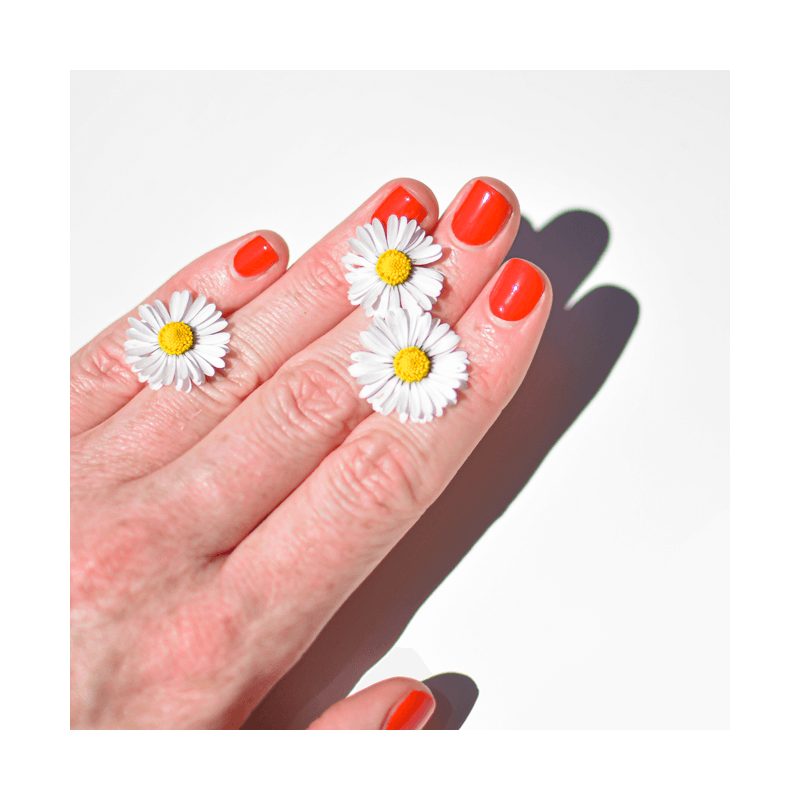Kit Manucure Orange Sanguine - MÊME Cosmetics