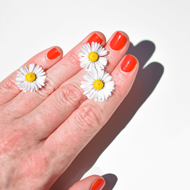 Manicure Kit - Blood Orange