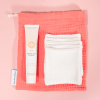 Soft and gentle cleansing with the Cleansing Ointment and the 3 washable cotton pads jho -  MÊME Cosmetics