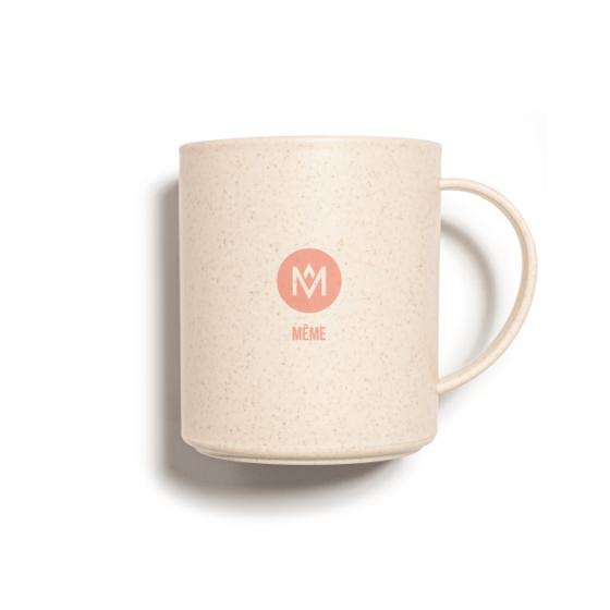 Ideal mug for a tender tea or coffee break - MÊME Cosmetics