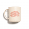 Bamboo mug for tea or coffee, at the office or at home - MÊME Cosmetics