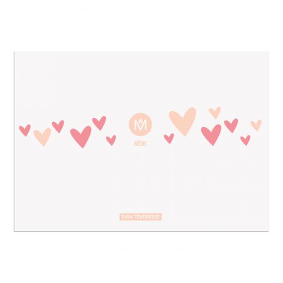 Envelope full of tenderness - MÊME Cosmetics