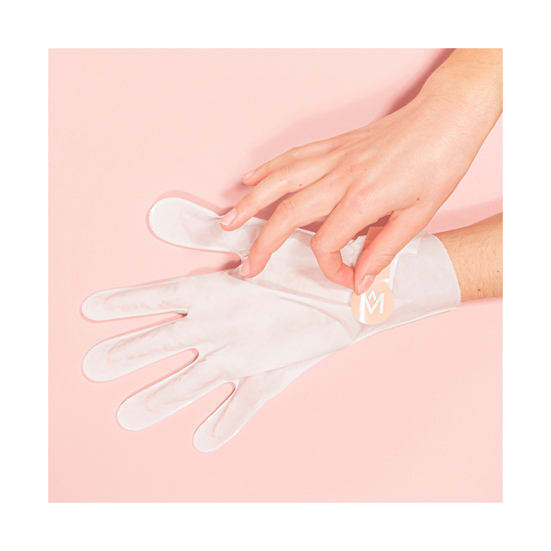 Moisturising Gloves - Highly Moisturising and Soothing Gloves for Weak Hands and Feet - MÊME Cosmetics