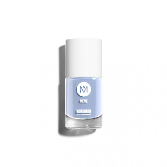 Silicon Nail Polish Lavender Blue - MÊME Cosmetics