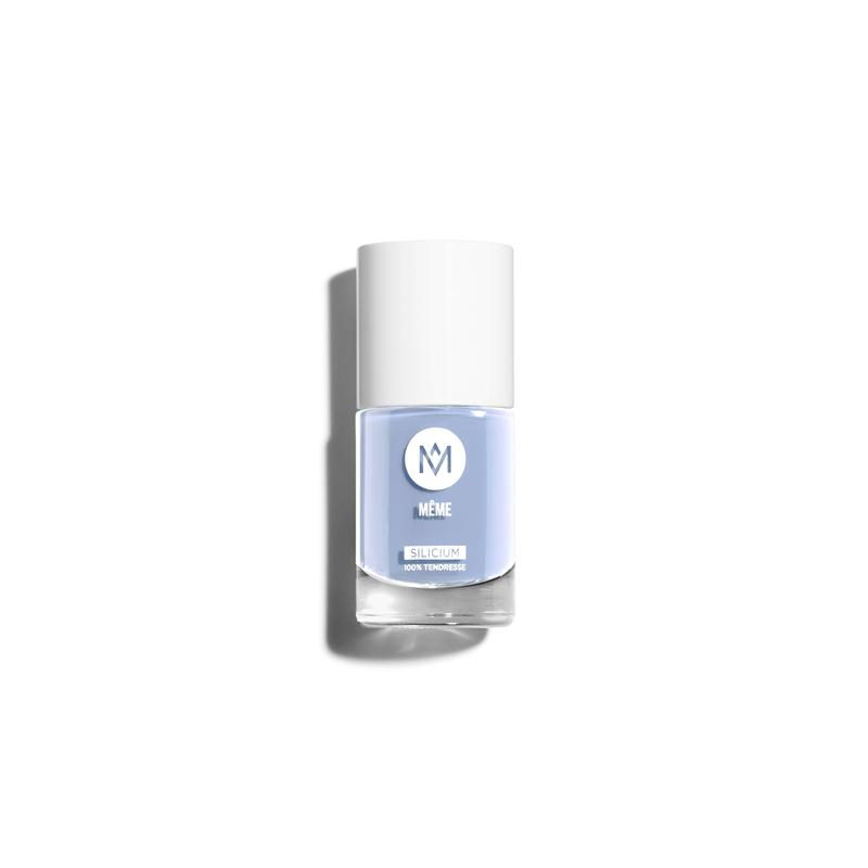Vernis enrichie au Silicium à ongles Bleu Lavande - MÊME Cosmetics