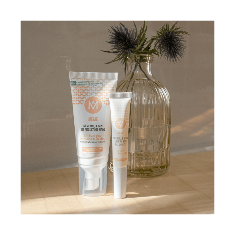 Creams to deeply moisturise hands, feet and nails - MÊME Cosmetics
