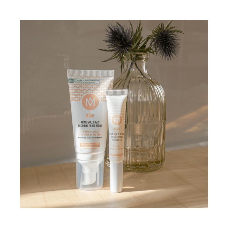 Soins hydratation et réparation des mains, pieds et ongles - MÊME Cosmetics