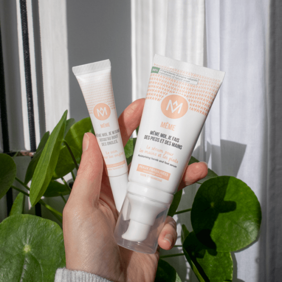 Intense moisturising duo for hands, feet and nails - MÊME Cosmetics