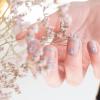 Vernis à ongles Lavande et Nude - MÊME Cosmetics