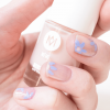 Vernis Longue tenue Bleu Lavande et Nude - MÊME Cosmetics