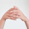 Vernis à ongles Nude au Silicum - MÊME Cosmetics