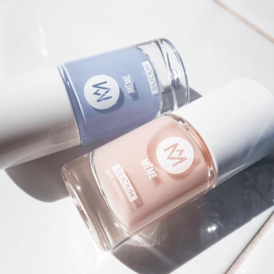 Duo Vernis Lavande et Nude - MÊME Cosmetics