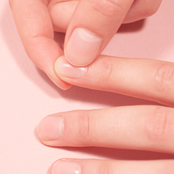 Strengthening and hardening nail care - MÊME Cosmetics