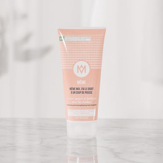 Ultra gentle shampoo for hair - MÊME Cosmetics