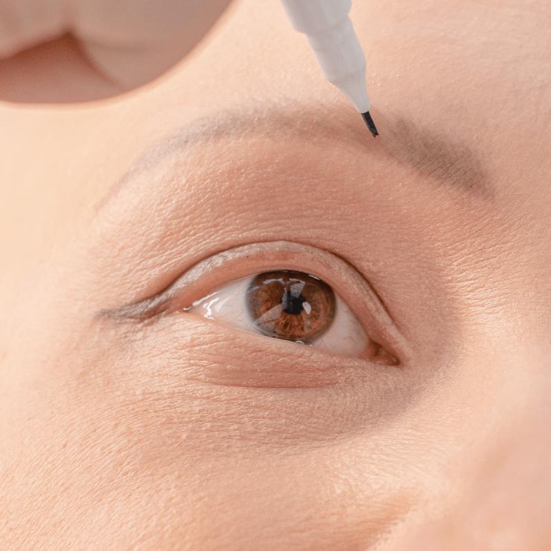 Long-lasting waterproof eyebrow pencil - MÊME Cosmetics