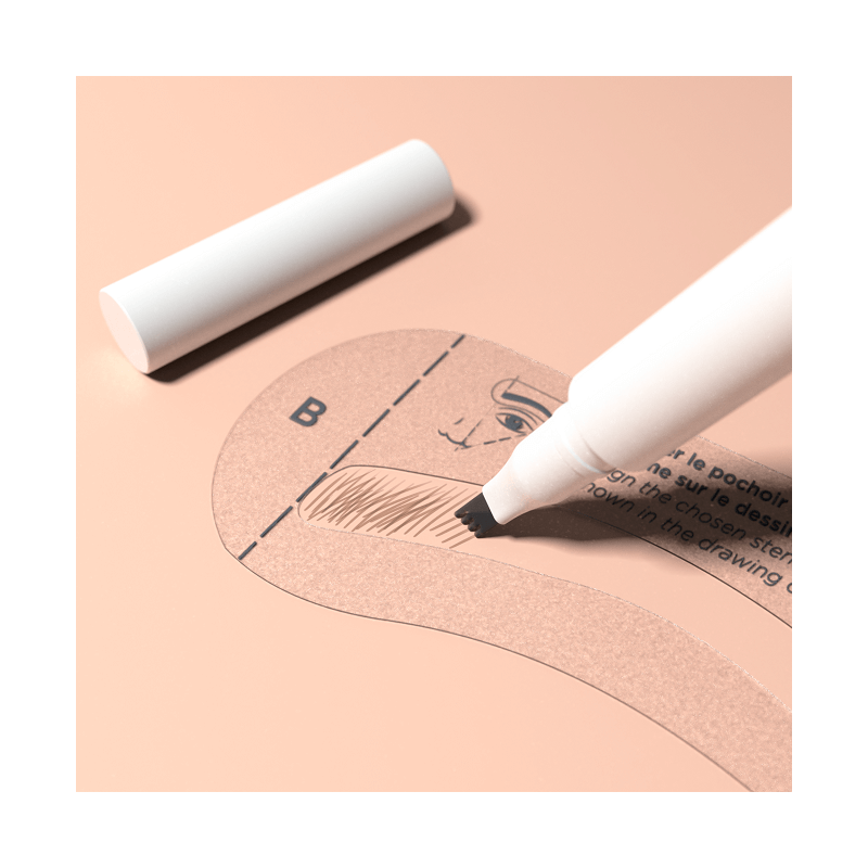 The 2-in-1 Eyebrow Pencil to redefine your eyebrows - MÊME Cosmetics