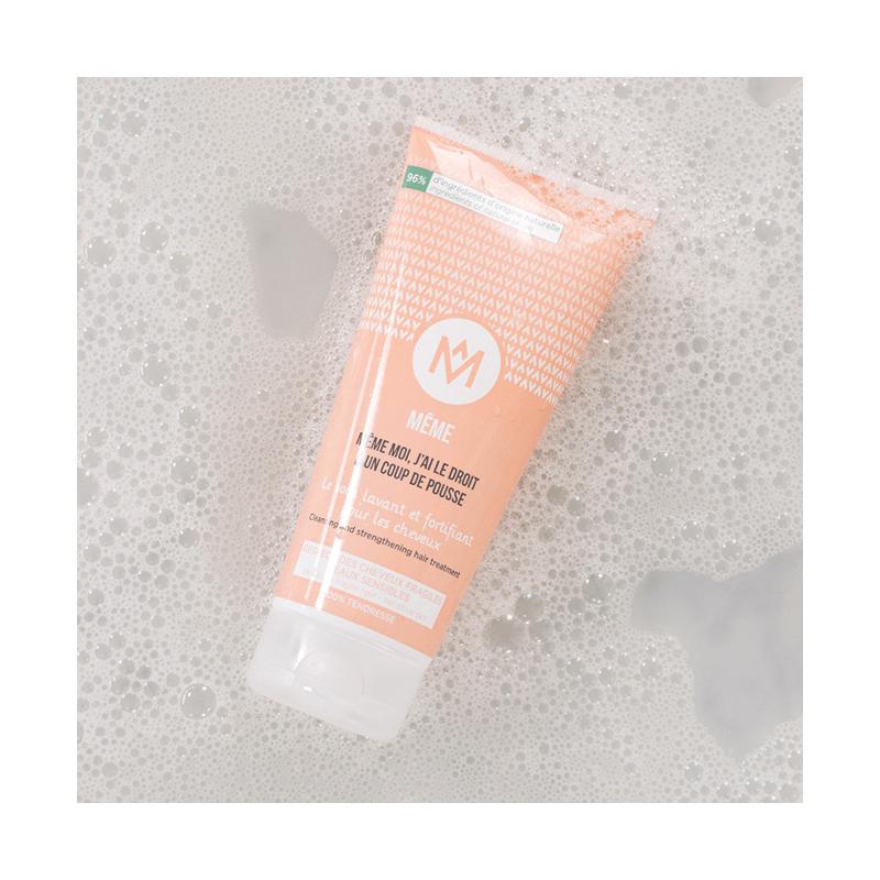 Soin lavant pour cheveux fragiles - MÊME Cosmetics