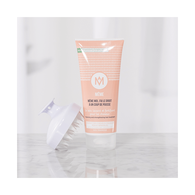 Shampoing pendant mon cancer - MÊME Cosmetics