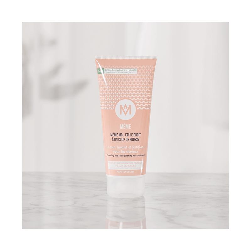 Shampoing doux pour cheveux en repousse - MÊME Cosmetics