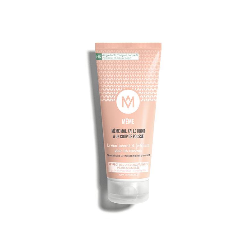 Cleansing and Strengthening Hair Treatments - MÊME Cosmetics