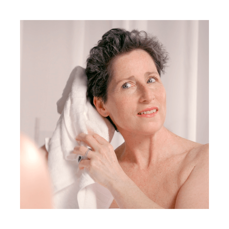 Shampoing doux naturel et réparateur pour cheveux en repousse et cuir chevelu sensible - MÊME Cosmetics