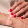 Raspberry bio-based Nail Polish to protect nails from UV rays - MÊME Cosmetics