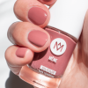 Vernis au Silicium Bois de Rose pour les ongles abîmés et fragilisés - MÊME Cosmetics