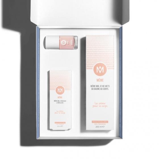 Coffret 3 produits MÊME Cosmetics
