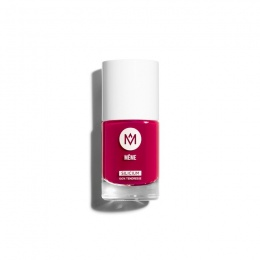 Silicon Raspberry Nail Polish