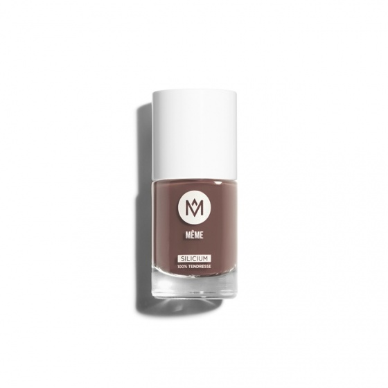SIlicon Taupe Nail Polish