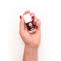 Burgundy Silicon Nail Polish - MÊME Cosmetics