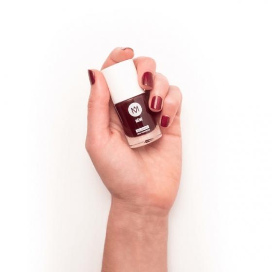 Burgundy Silicon Nail Polish - MÊME Cosmetics
