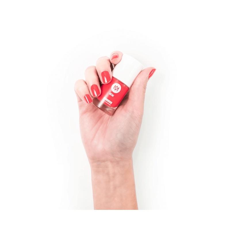 Le Vernis au Silicium Corail - MÊME Cosmetics