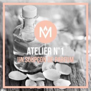 Parfums, cosmétiques et sensibilité pendant le cancer : l'Atelier n°1
