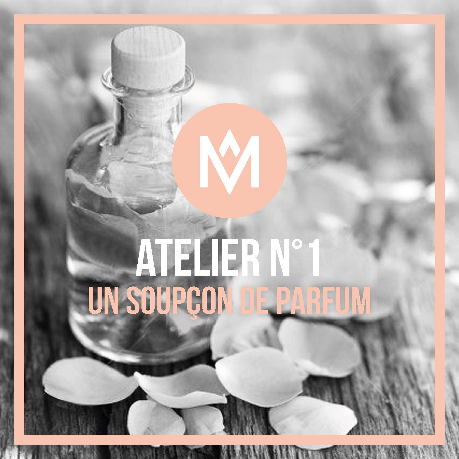 MÊME ATELIER 1 PARFUM
