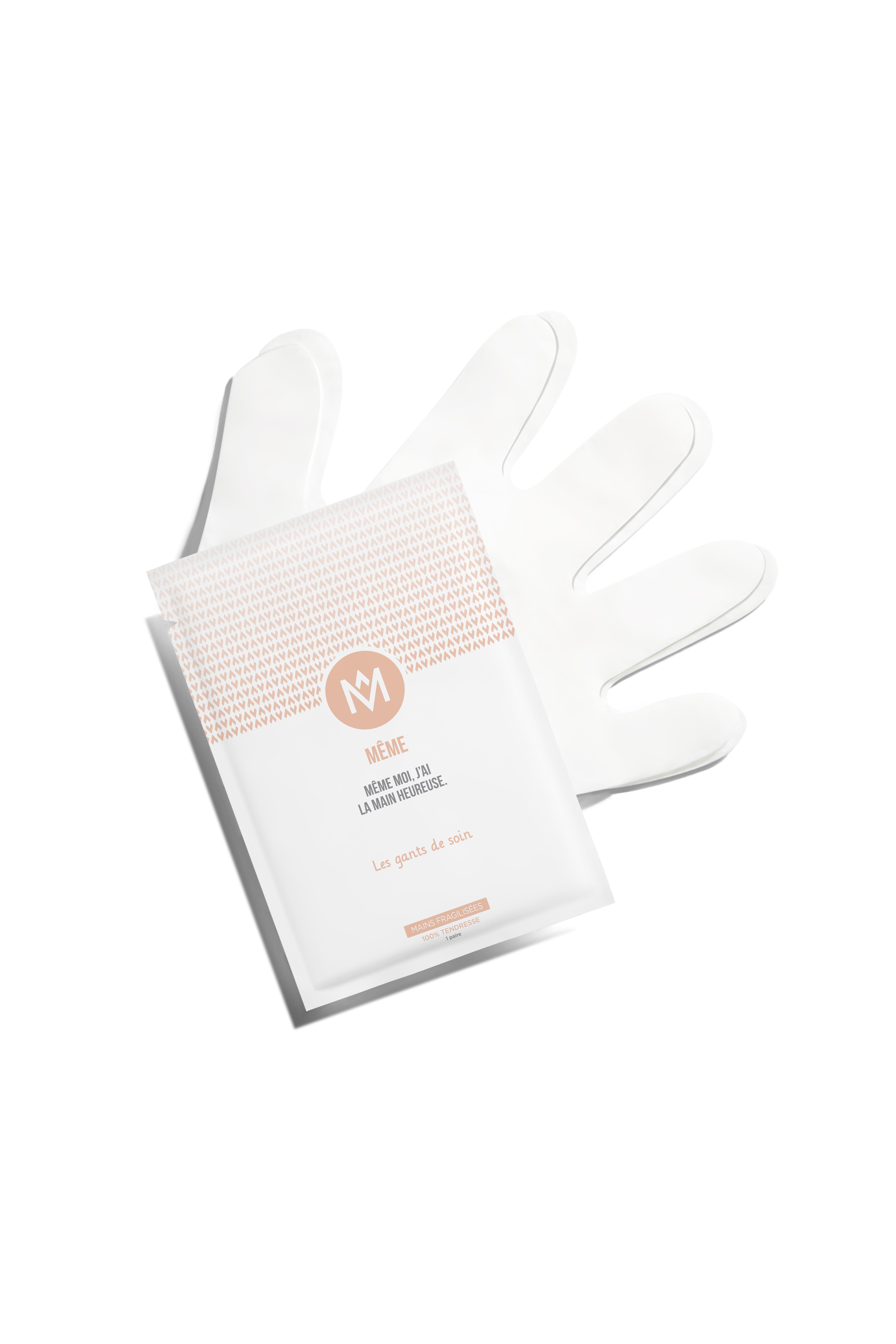 Les gants de soin MÊME Cosmetics