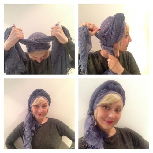 foulard-turban-pelade-alopecie Franjynes