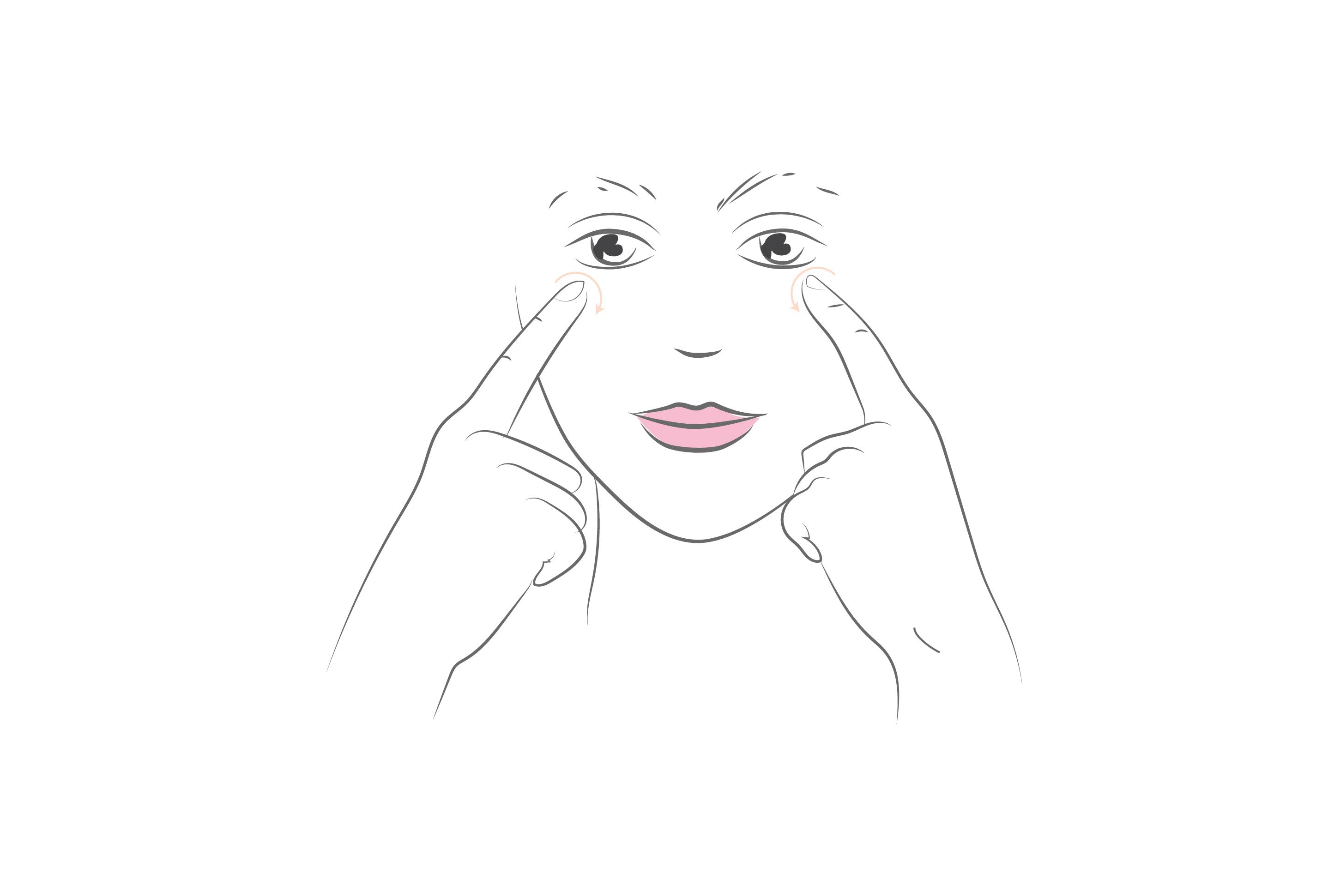 Tuto gymnastique faciale yeux