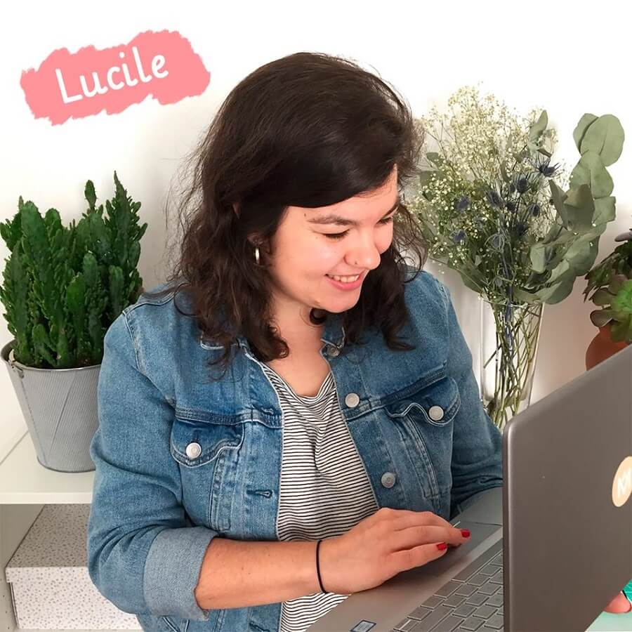 Lucile, responsable CRM & Brand Content